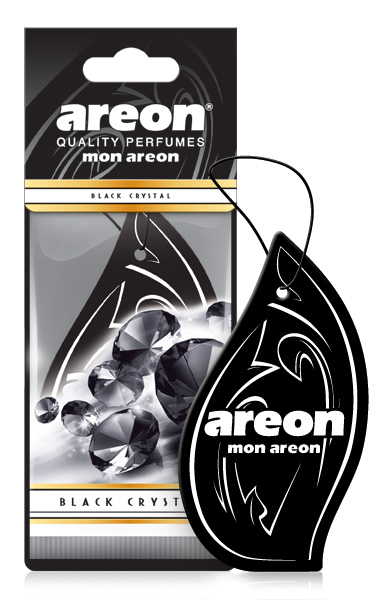 Auto Kozmetika - Areon Kozmetika - Mon - Black Crystal