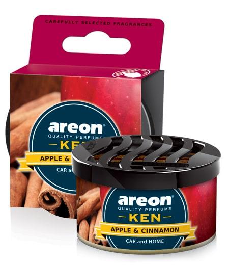 Auto Kozmetika - Boss Auto - Areon Can - Apple & Cinnamon