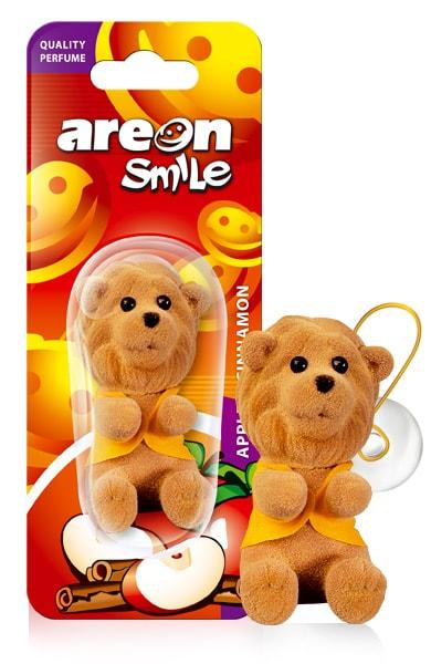Auto Kozmetika - Areon Kozmetika - Smile - Apple & Cinnamon