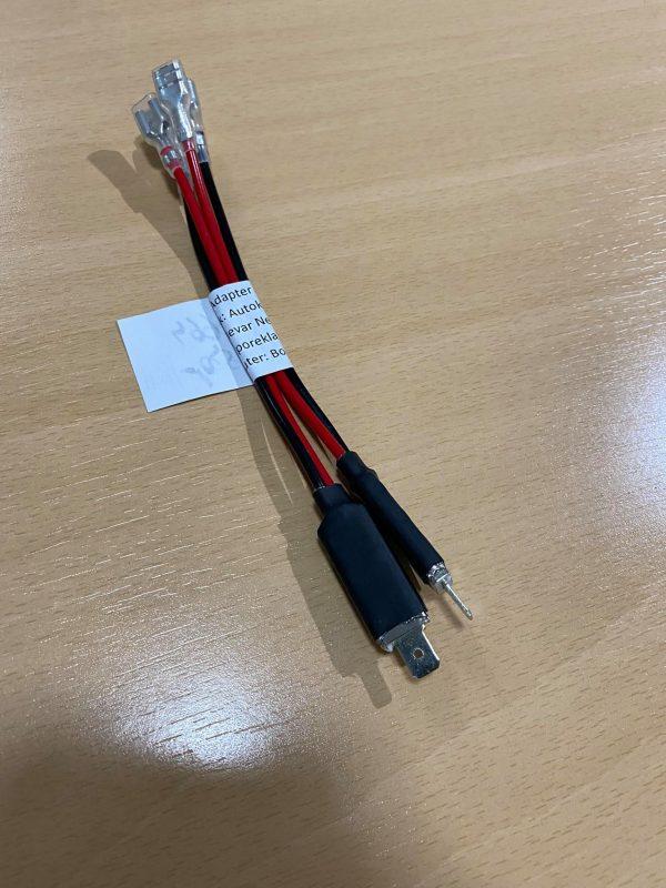 Kabal prelaz za H1 LED sijalicu